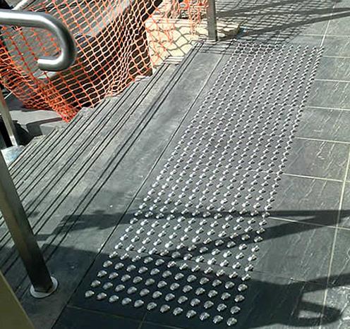 Stair Noising Installation
